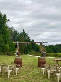 Rustic Wedding & Event Furniture - Havelock North