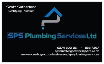 SPS Plumbing Services Limited