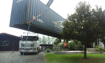 """HIAB and HAULAGE Solutions """"On Hook or On Road"""""""