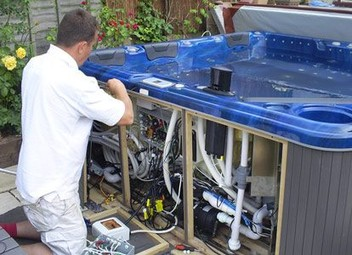 Spa Pool & Hot Tub Repairs