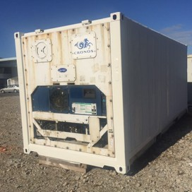 Refrigerated Containers For Sale or Lease