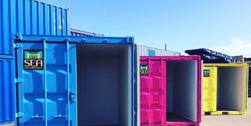 Shipping Container Sales, Hire & Modifications