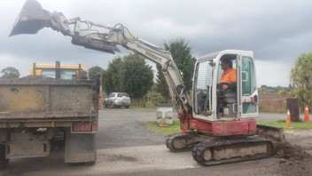 tree works and earthmoving