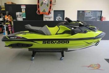 SeaDoo RXT-X 300 Neon Yellow 2018