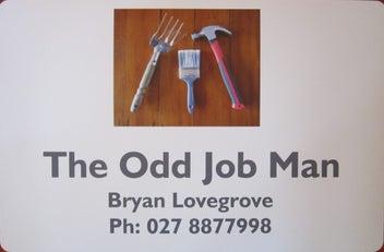THE ODD JOB MAN - HANDYMAN SERVICES