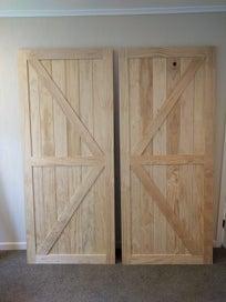 Barn Doors, Doors, Hardware