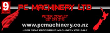 2nd Hand Meat Processing Machinery Dealer