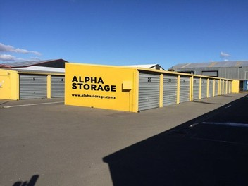 Storage Units for Rent - Christchurch