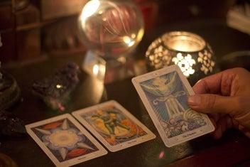 Tarot Card Reader, Healer, Teacher and Psychic