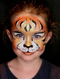 FACE PAINTING & BALLOONS