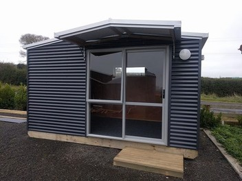 Portable Cabins $60 p/w Free Delivery for locals*