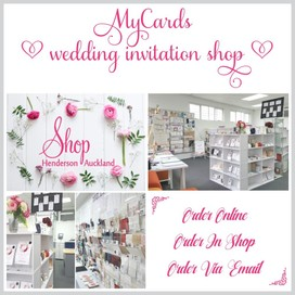 Wedding Invitations MYCARDS - Your Design or Ours