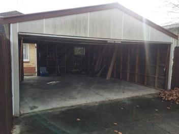 Double Garage for Rent / Storage