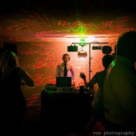 Wellington DJ + sound and lighting hire.