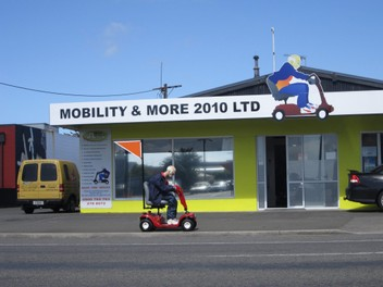 MOBILITY SCOOTERS, LIVING AIDS, SALES HIRE REPAIRS