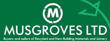 Musgroves- New and Recycled Building Materials