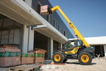 Webbline Telehandler Hire and Rentals
