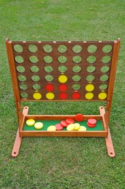 Giant Outdoor Games and Puzzles for Hire