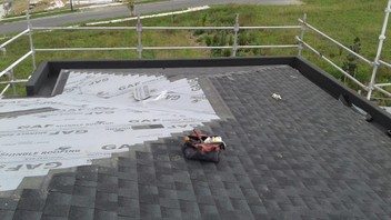 Asphalt Shingle new roof, repair and Replacement