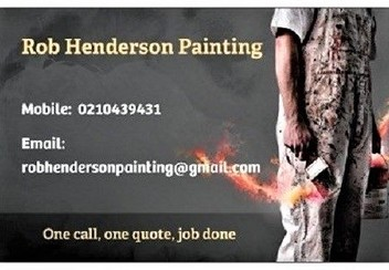 Painting, Decorating & Waterblasting