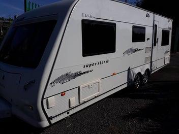 Caravan Servicing and Repairs