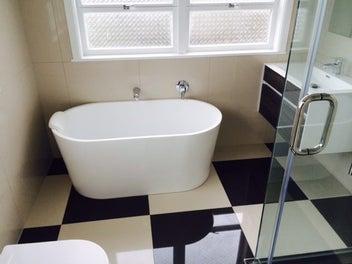 Bathrooms renovated, unblock,repair drains