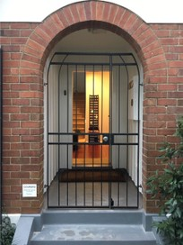 Handcrafted Security doors - Elegant and Adorable