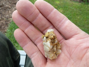Gold Nugget Hunting Adventures, New Zealand