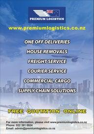 Premium Logistics - the best freight forwarder