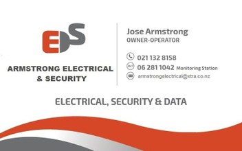 Electrical & Security Services Electrician