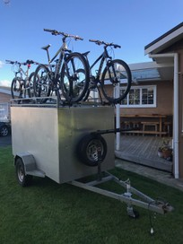 Bike Trailer for Hire