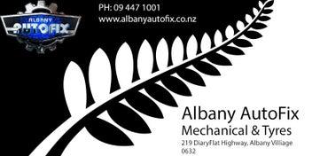 Albany Car Repair Shop