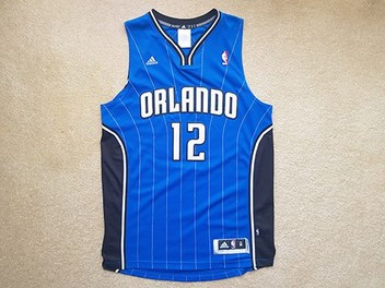 buy online e4b69 de804 Dwight Howard - NBA Orlando Magic Jersey (Away) - M | Trade Me