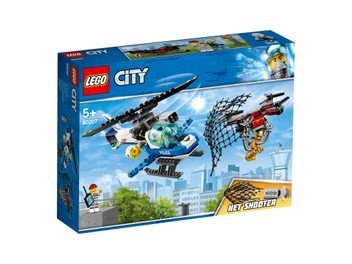 Lego City Sky Police Drone Chase 60207 Brand New Trade Me