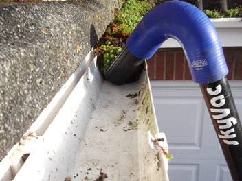 GUTTER CLEANING & HOUSE PRESSURE & SOFT WASHING