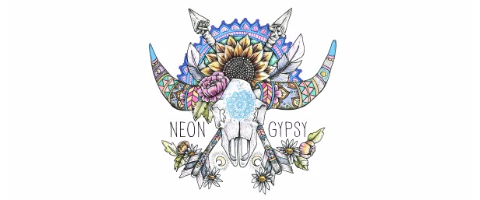 Neon Gypsy Sale Super Stars Wanted!