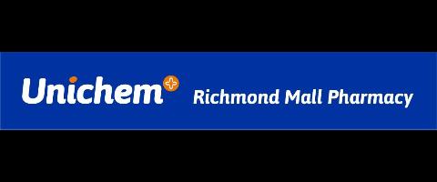 Pharmacist Unichem Richmond Mall Pharmacy