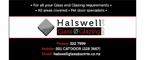Qualified Glazier Required