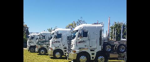 Logging Truck Driver's