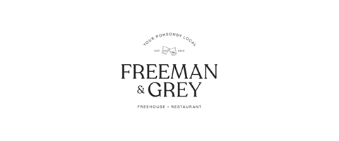 FREEMAN & GREY: HEAD CHEF