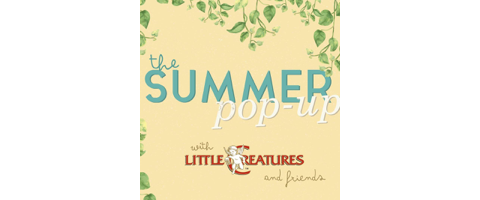LITTLE CREATURES POP UP: SALES MANAGER