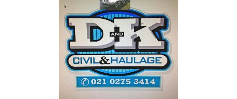 D AND K CIVIL AND HAULAGE LTD