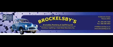 Brockelsby Plumbing & Gasfitting