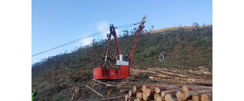 Logging positions