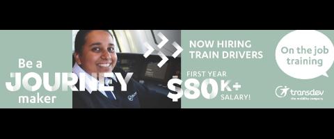 Trainee Train Driver