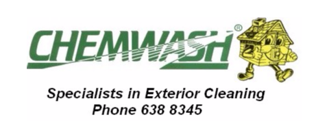 CHEMWASH EXTERIOR CLEANER / WATERBLASTER OPERATOR