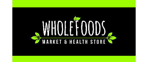 Organic Health Food Store Retail Assistant