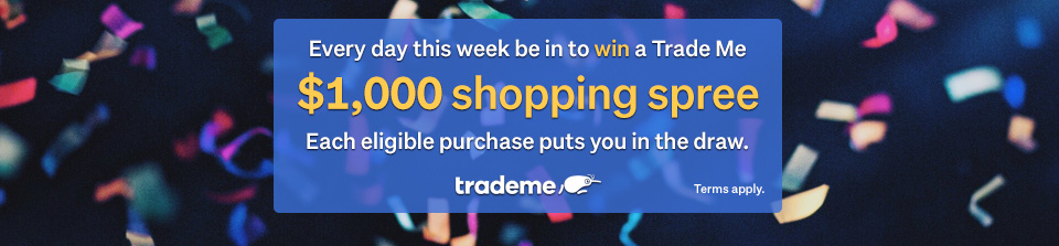 Shop and be in to win