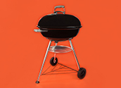 Kettle & charcoal BBQs