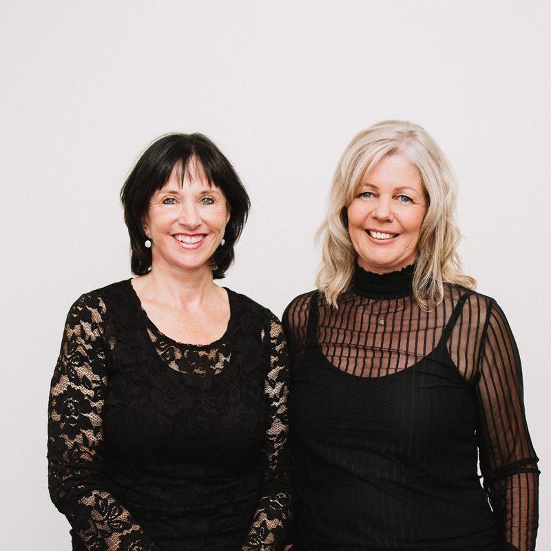 Jen Brownlie & Debbie Dudding